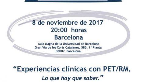 PET / RM: La última tecnología llega a Barcelona