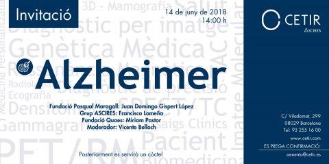 ASCIRES CETIR organiza una charla sobre Alzheimer en Viladomat