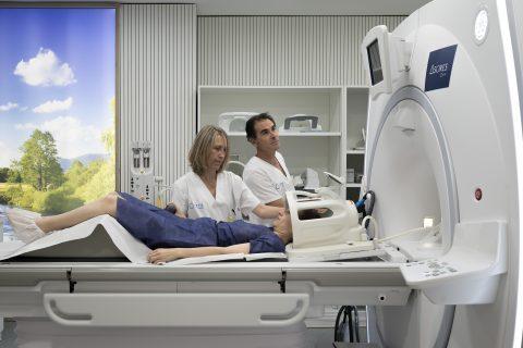 El primer centro híbrido de diagnóstico por imagen de  España concentra 15 millones de inversión en Barcelona