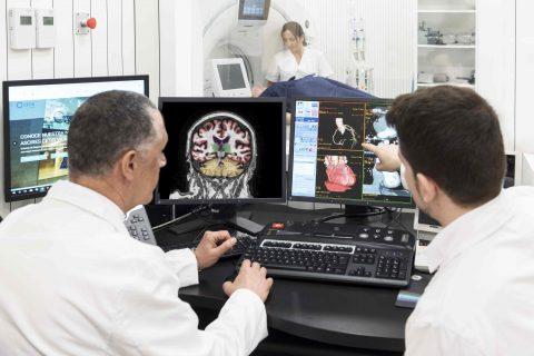 Inteligencia Artificial integrada en la última tecnología médica para llegar allá donde el ojo no ve