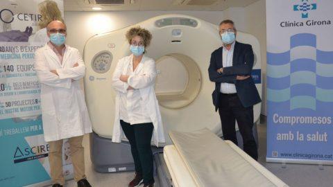 Cetir-Clínica Girona pone en funcionamiento el primer PET/TC que se instala en las comarcas de Girona