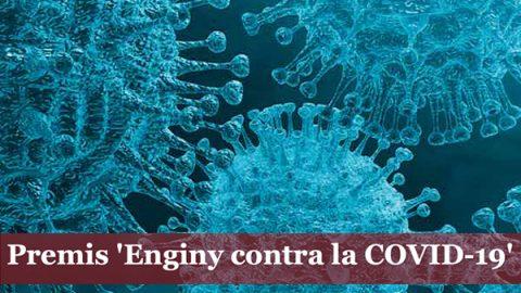 Mascarillas transparentes y métodos de desinfección de EPIS, son los dos proyectos ganadores del concurso «Enginy contra la COVID-19»